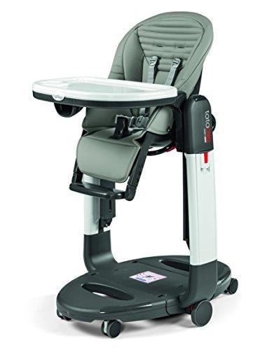 Peg Perego Tatamia High Chair, Stripes Grey