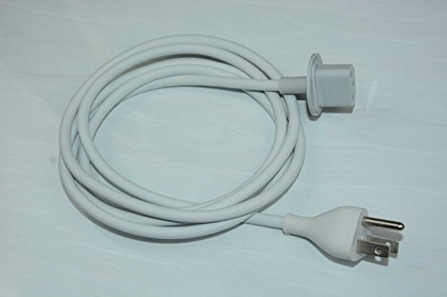 "Lovinstar US Extension Power Cable for Apple Power Mac G5 iMac 20"" 21.5"" 24"" 27"" Power Supply Cord Cable"