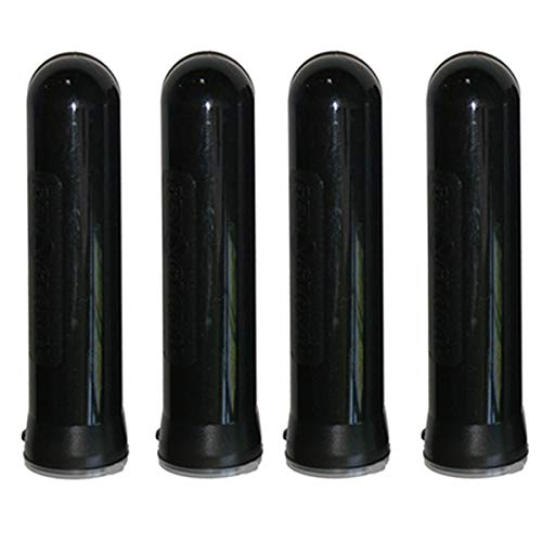 GxG Paintball 140 Round Pod - Black - 4 Pack