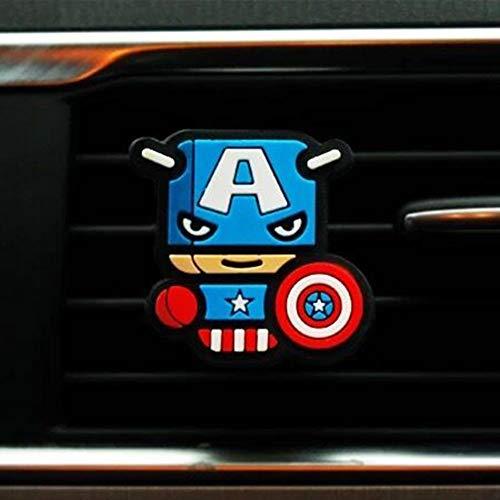captain america air freshener - 5