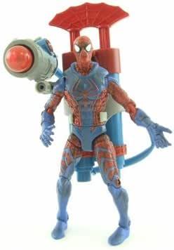 Rocket Blast Spider-Man