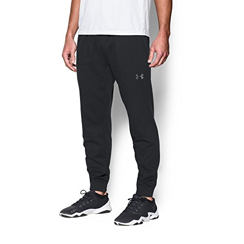 Under Armour Men's Storm Baseline Jogger Pants, Black/Graphite, X-Large