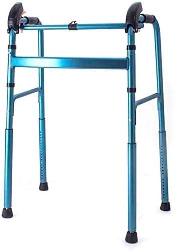 歩行器介護 座れる高齢者 アルミ折り畳み式ウォーカー人間工学並足フレームウォーカーウォーキングモビリティエイド 移動・歩行支援歩行器