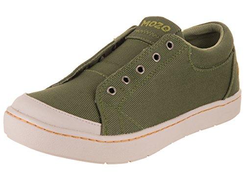 Mozo Womens The Maven Sneaker Green