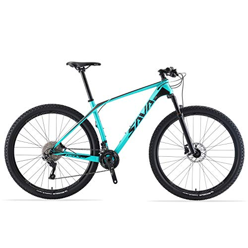 SAVADECK DECK300 Carbon Fiber Mountain Bike 27.5