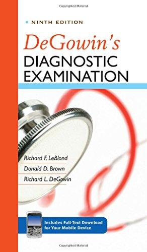 DeGowin's Diagnostic Examination, Ninth Edition