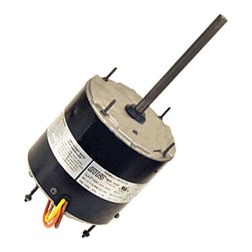 2 Speed Condenser (Mars Motors 10468 1/5-1/2hp, 1075rpm, 2 Speed, 208-230v Multi-horsepower Condenser Fan Motor)
