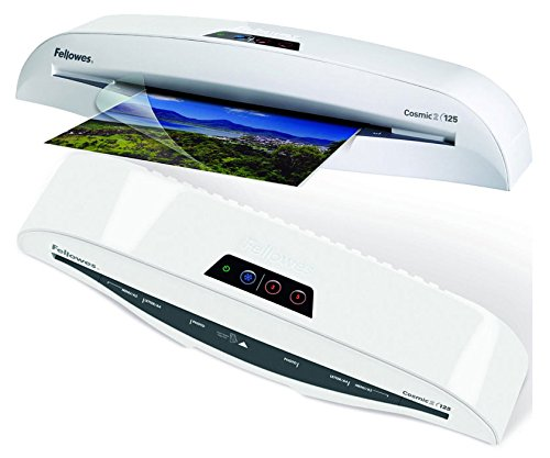 Fellowes Cosmic2 125 Laminator with Pouch Starter