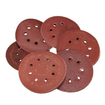 30pcs 5 Inch 80-2000 Grit Sanding Discs Sand Papers Polishing Sandpaper - Power Tool Parts Abrasive Tools - 5pcs x 80 grit sand paper, 5pcs x 240 grit sand paper, 5pcs x 400