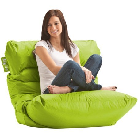 Bon Big Joe Roma Chair, Multiple Colors Spicy Lime