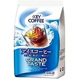 キーコーヒー FP グランドテイスト アイスコーヒー 360g (粉)×2個