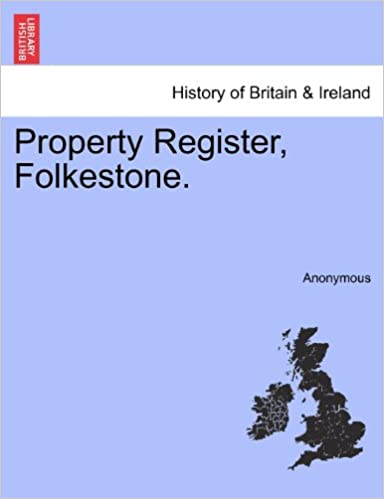 Property Register, Folkestone.