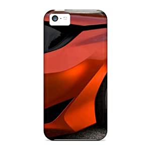 Premium Durable Bmw M1 Homage Concept Rear Wheel Fashion Tpu Iphone 5c Protective Case Cover