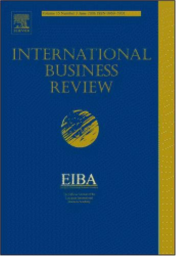 Handbook of qualitative research methods for international business [A book review from: International Business Review]