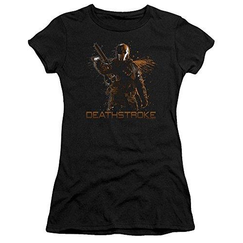 Arrow Deathstroke Women's Bella Brand T Shirt
