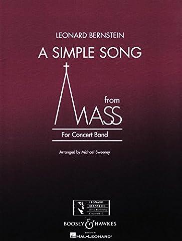 A Simple Song (from Mass) (Bernstein Mass Sheet Music)