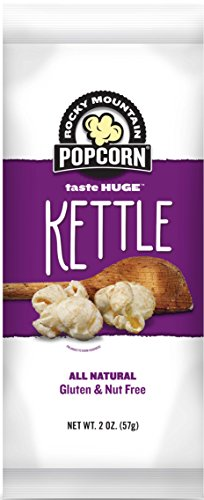 Rocky Mountain Popcorn, Kettle Corn, 2.0 Ounce (Pack of 12)