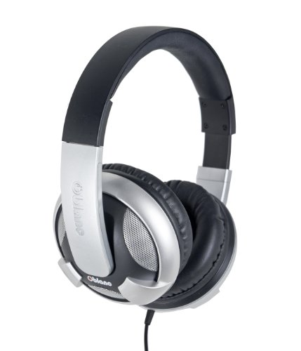 - Syba NC-2 Headphone with Built-In Amplifier and In-Line Microphone, Black (OG-AUD63053)