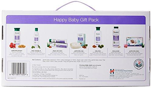 Himalaya Happy baby gift pack  (Blue)