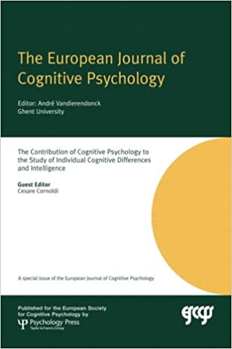 Cognitive Psychology Ebook