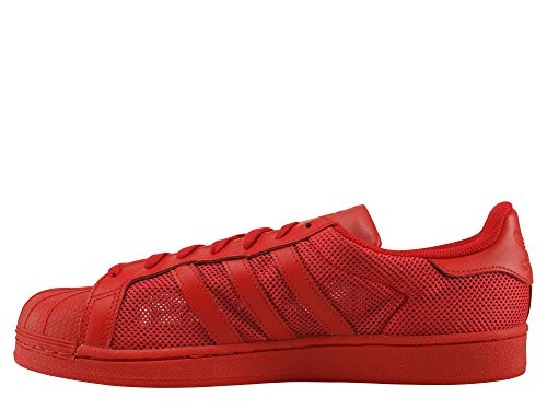 Adulte Rosso Mode Mixte Superstar adidas Colred Colred Baskets Colred OwUHBqI