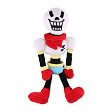 New Arrival Hot Undertale PAPYRUS Stuffed Doll Plush Figure Toy Good Gift For Your Kids