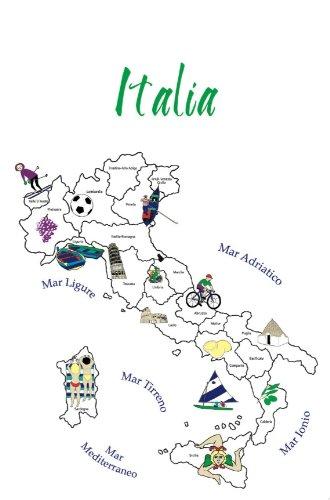 Italy Dish Towel