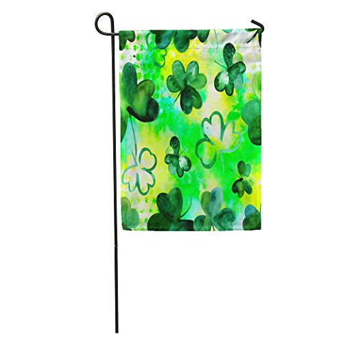 "Semtomn Seasonal Garden Flags 28"" x 40"" Celtic Painting for sale  Delivered anywhere in Canada"