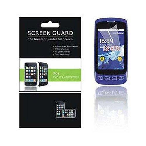 (Cellpak - Anti Smudge Screen Protector for LG Optimus S LS670 - Clear)