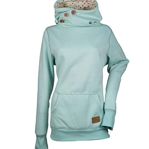 ARYYX Sweatshirt Damen Kapuzenpullover Sport Langarm