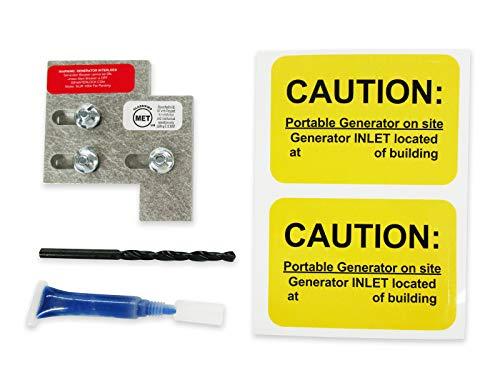 MUR-100A Murray or Siemens Generator Interlock Kit 100 amp panel