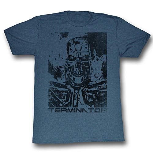 Mens The Terminator T Shirt, S to 5XL
