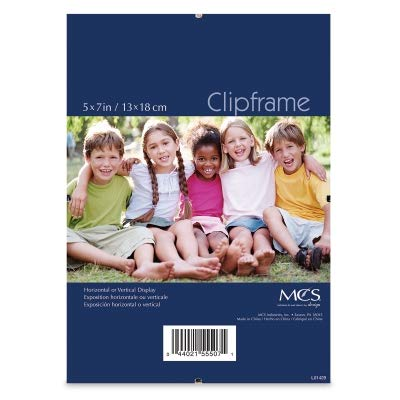 MCS Clip Frame 18 in. x 24 in. (Mcs Glass Clip Picture Frame)