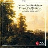 Heinichen: Dresden Wind Concertos /Fiori Musicali * Albert
