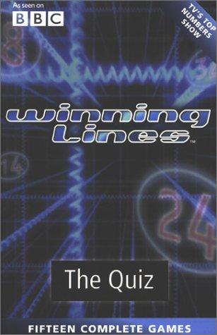 Winning Lines (TPB): The Quiz Book