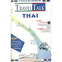 Traveltalk Thai: Travel Survival Kit. 1 Cassette, Audio Guide & Book