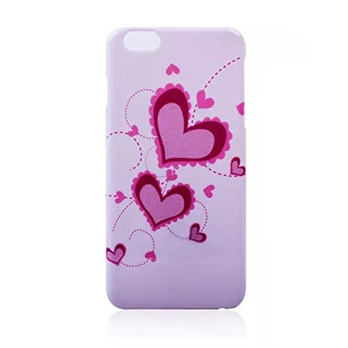 Case Big Petit Amour Eau B‰ton PC Mobile Shell pour l'iPhone 6 Plus
