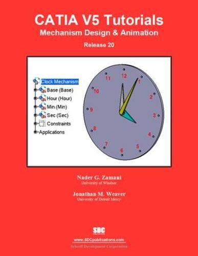 CATIA V5 Tutorials Mechanism Design & Animation Release 20