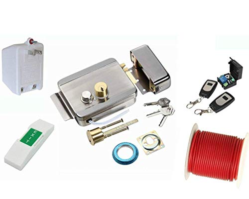 Electric Gate Lock and Remotes 01X : Securely Buzz for sale  Delivered anywhere in USA