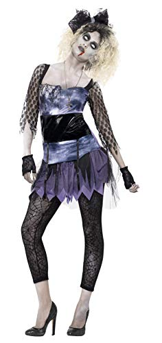 Women's Zombie 80's Wild Child Costume - perfect for Halloween!