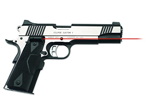 Crimson Trace LG-401 Lasergrips Red Laser Sight Grips for 1911 Full-Size Pistols by Crimson Trace (Image #1)