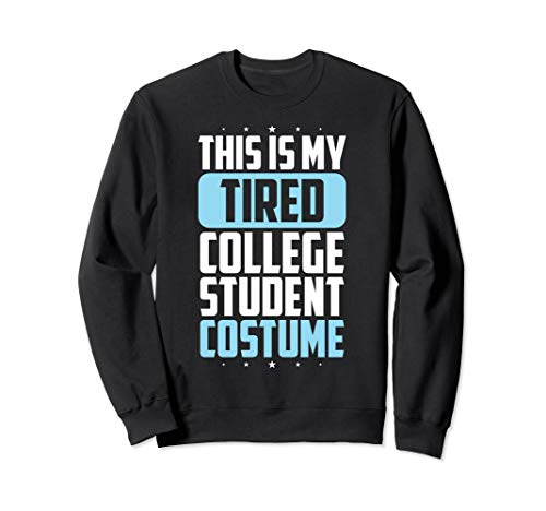 Diy Halloween Costumes For College Students (This Is My Tired College Student Costume )