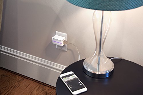 iDevices Smart Home Essentials Starter Kit - Wi-Fi enabled plugs & lighting, works with Apple HomeKit, Amazon Alexa, and Android (10 Product Bundle) by iDevices (Image #4)
