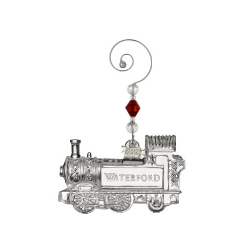 (Waterford 2012 Annual Victorian Train Engine Ornament)
