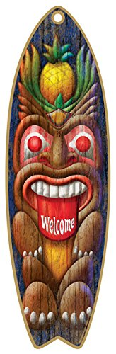 SJT ENTERPRISES, INC. Tiki Welcome 5
