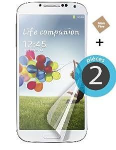 Lote de 2 protectores de pantalla para Samsung Galaxy Premier i9260