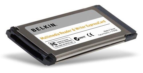 Belkin Multimedia Reader and Writer ExpressCard (F5U213)