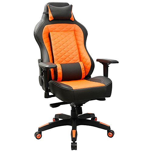 Homall Executive Leather Gaming Chair Racing Style High