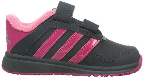 Running Snice Adidas 4 Niños De Gris I Zapatillas Fucsia Rosa Cf qd7YWd