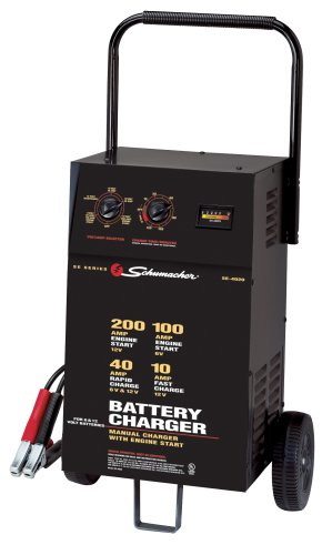 41YECTNDDVL amazon com schumacher se 4020 10 40 200 amp wheel style charger schumacher battery charger se 4022 wiring diagram at n-0.co